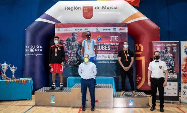 Club Segoboxing: Crónica del Fin de Semana