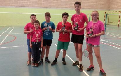 II Torneo de bádminton Ciudad de Segovia