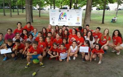 Finalizada la temporada regular, los nadadores del Club de Natación IMD-Ciudad de Segovia, Paula Gómez y Segismundo Álvarez se preparan para los Campeonatos de España