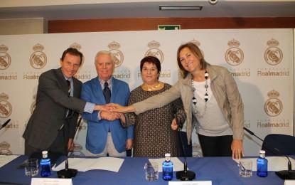 El Ayuntamiento de Segovia y la Fundación Real Madrid renuevan su convenio para el desarrollo de actividades sociodeportivas