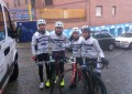 El equipo Club Ciclista 53 X 13 IMD – Segovia Ford a Gandia