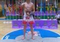 Sergio de Diego campeón U.N.D. de Kick Boxing