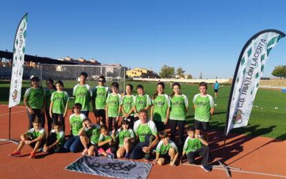 Escuela de Triatlón Lacerta Curso 2020/21