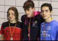 Gran actuación del Club Natación-IMD Segovia en el Campeonato Castilla y León Open Infantil de invierno