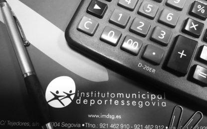 La Junta Rectora del IMD aprueba las convocatorias de Subvenciones para Clubes Deportivos en el año 2020, y de ayudas a Deportistas Individuales