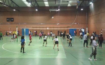Masiva participación en el Primer Encuentro de Deporte Escolar de Secundaria