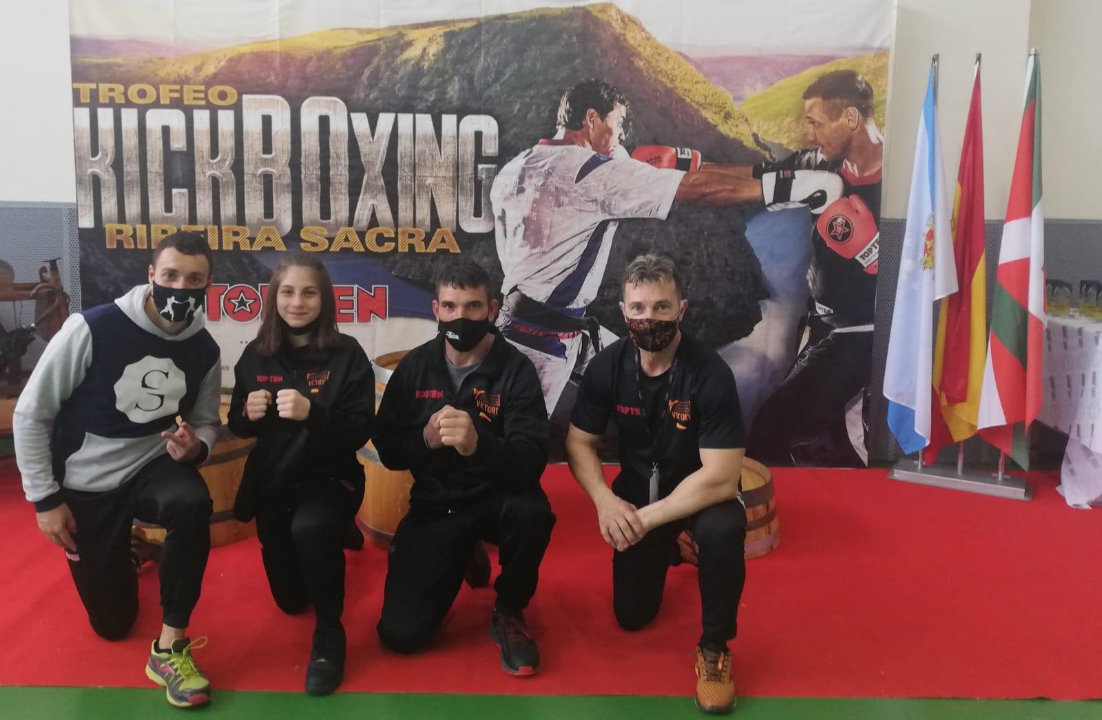 CD Victoria-Kick Boxing: Crónica del Fin de Semana