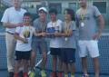 Espacio Tierra: Subcampeón de Castilla y León por equipos Alevín Masculino