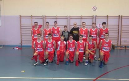 Comienzo de la temporada del  Club Deportivo Basket 34