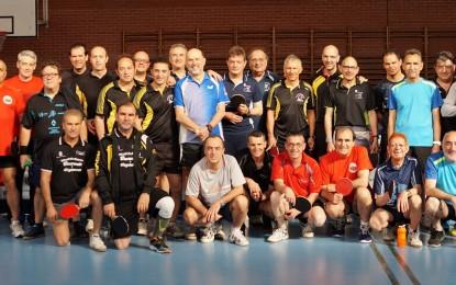 Campeonato de Veteranos de Castilla y León de Tenis de Mesa