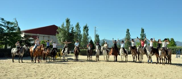 La Escuela Segoviana de Equitación se prepara para iniciar el curso 2020/21