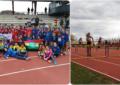 Gran éxito del control de Atletismo Solidario con Etiopía, promovido por el Sporting Segovia