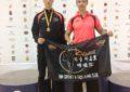 """Pablo Van Den Bos se alza con el oro en el """"II Open Internacional de Taekwondo Don Quijote"""""""