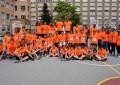 VI Carrera soliaria Colegio Claret a favor de la Fundación Proclade