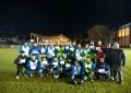 El deporte segoviano muestra su rechazo a la violencia hacia las mujeres
