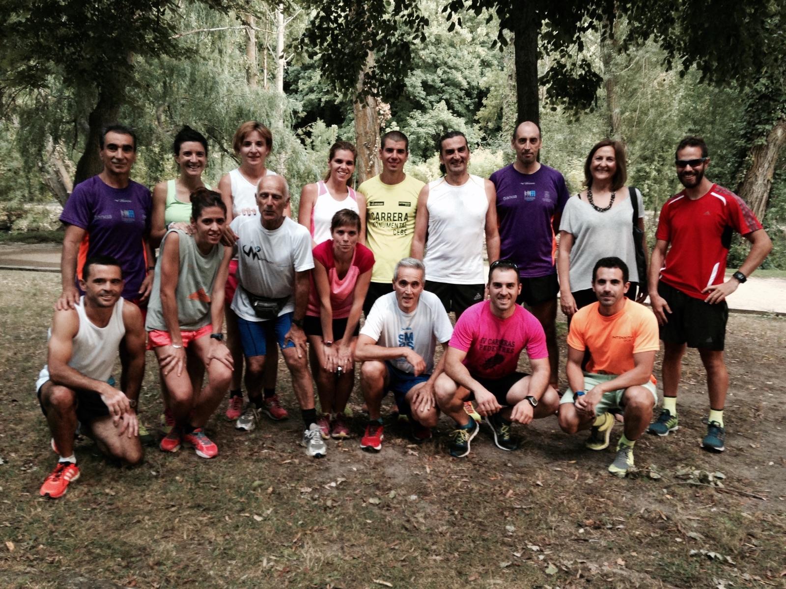 El IMD pone en marcha el proyecto Corre acompañado por Segovia