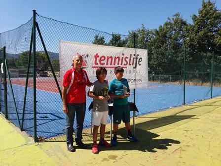 IV  Torneo Club de Tenis El Espinar