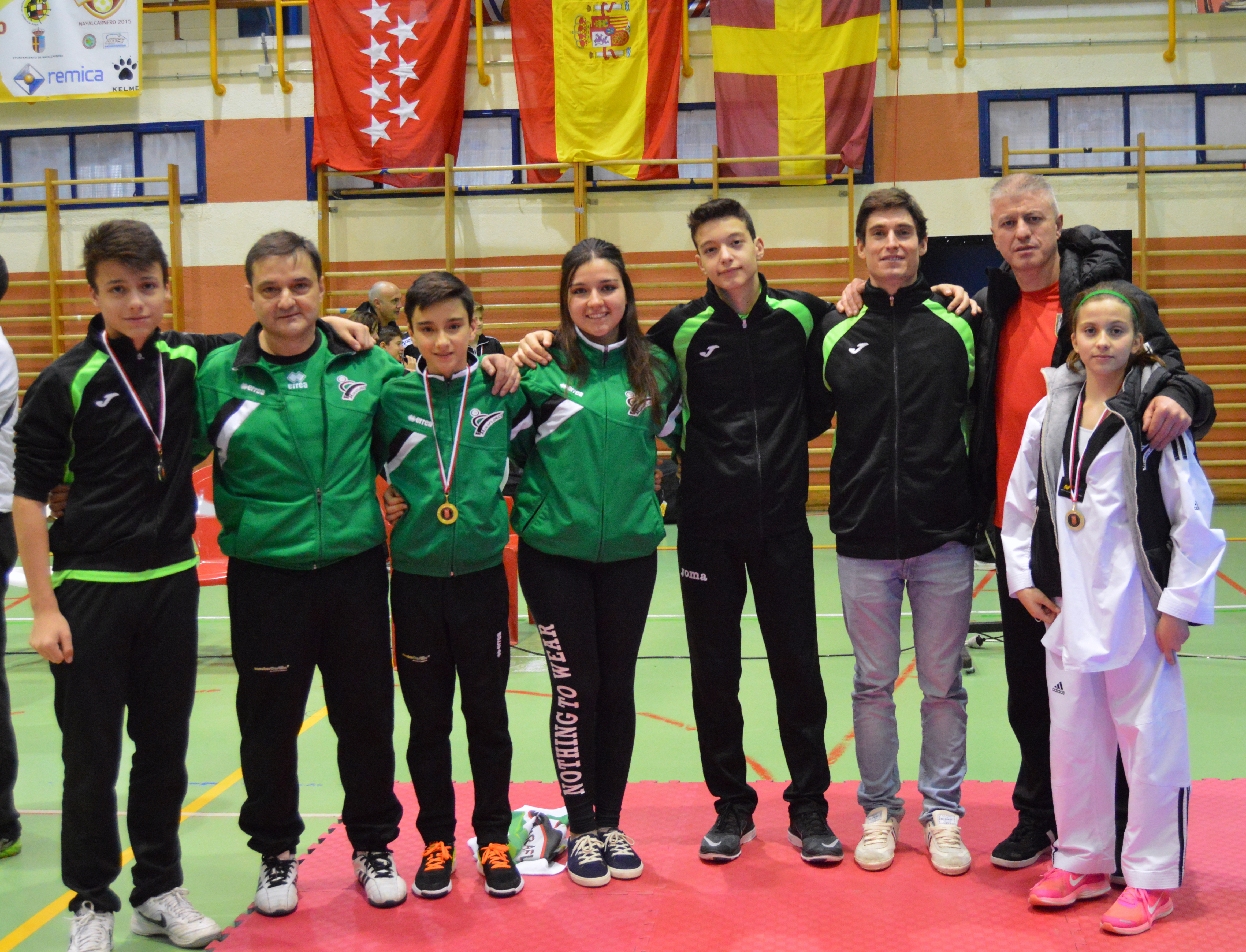 Fin de Semana intenso para el Club Taekwondo Bekdoosan-Miraflores