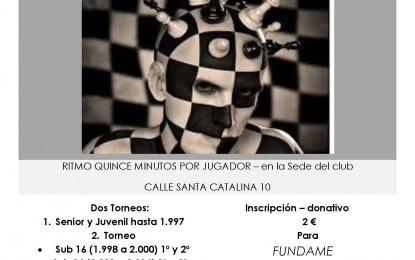 II Festival de Ajedrez Jaque Mate 2015 – IMD