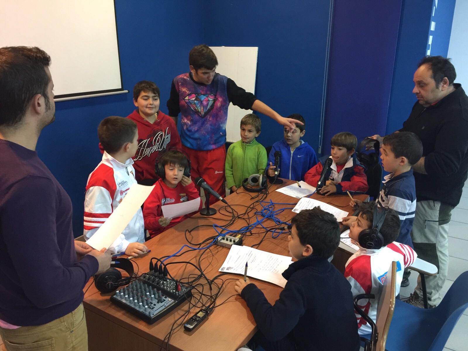 Radio IMD. Un programa de radio para el Club Deportivo Segovia Futsal.