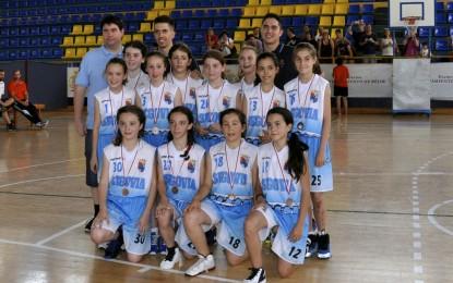La selección de Segovia femenina asciende a grupo especial