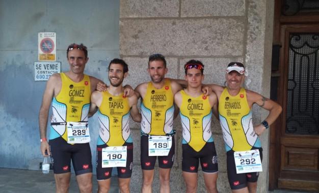 Campeonatos de España de Triatlón y Duatlón Cross celebrados en Aguilar de Campoo
