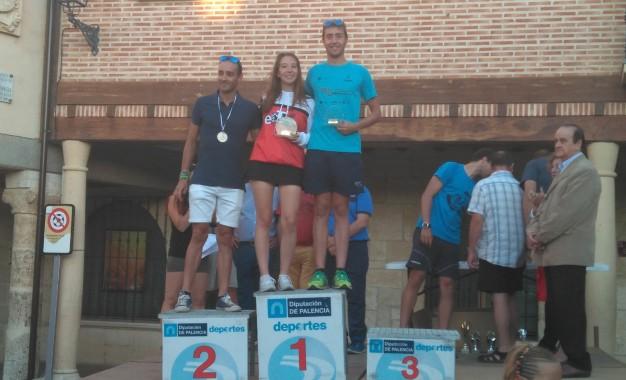 El Club Triatlón IMD Segovia, subcampeón de Castilla y León de Triatlón Cros