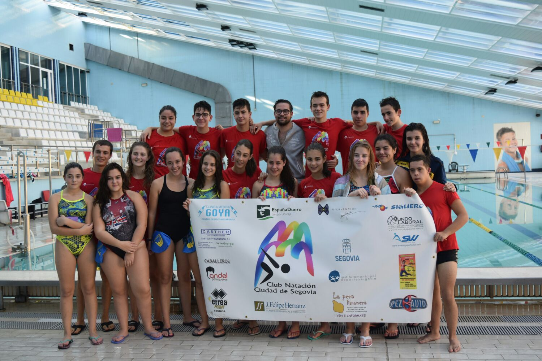 El Club de Natación IMD Ciudad de Segovia comienza la temporada 2017/18
