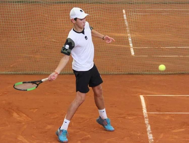 Nicolás Herrero semifinalista en el Mutua Madrid Open de A Coruña