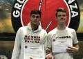 Atletas segovianos de Capoeira brillan en Portugal
