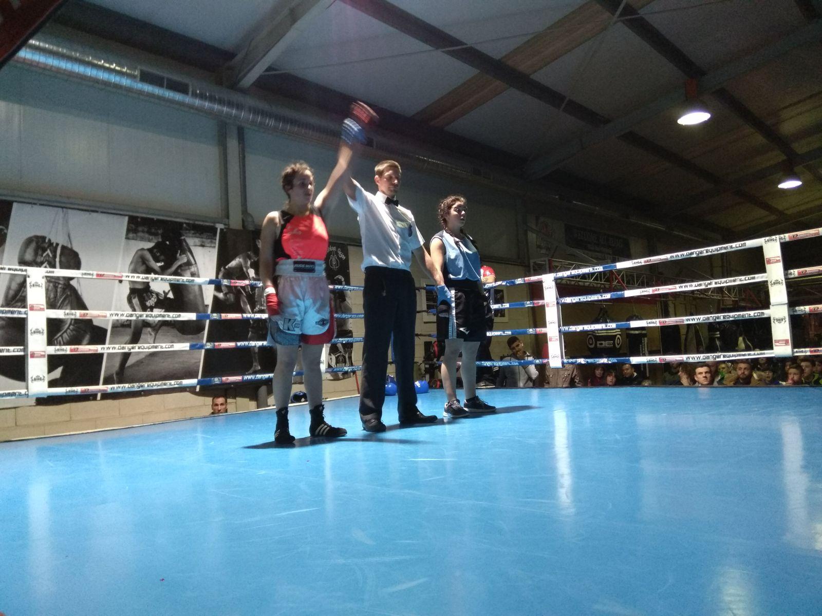 El Club Segoboxing participa en la 1ª eliminatoria de los Campeonatos Autonómicos de Castilla y León de Boxeo Olímpico