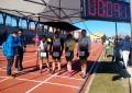 El CD Triatlón Lacerta participa, con tres escuadras, en el Duatlón por equipos de Segovia