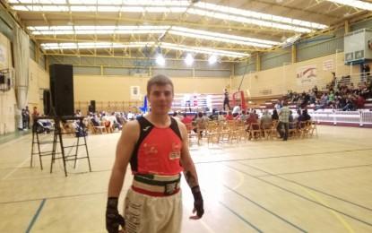 Ismael Pascual se hace con el bronce en el Torneo Open Boxing 2018