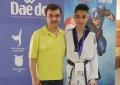 Enrique Herrero 5º puesto en el Campeonato de España de Taekwondo