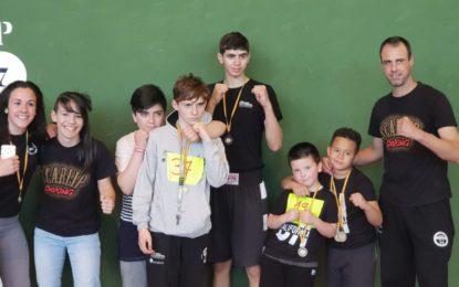 III Campeonato de Formas de Boxeo Olímpico