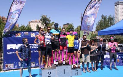 Buenos resultados del Triatlón IMD Segovia en Valladolid