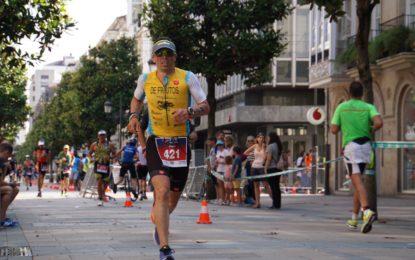 Cinco triatletas del Club Triatlón IMD Segovia completan el Ironman de Vitoria