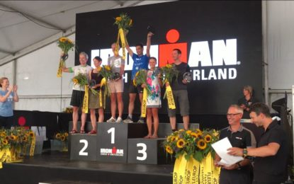 La participación de Juan A. Barbudo en Zurich se salda con la clasificación para el Campeonato del Mundo distancia IM