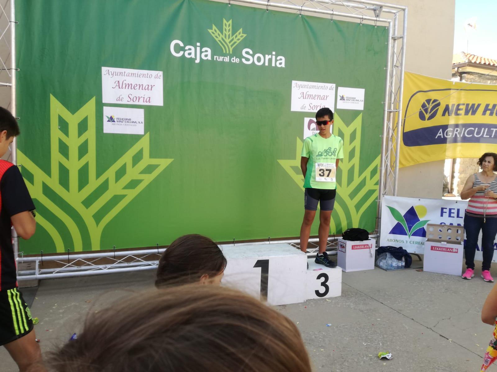 Club Triatlón Lacerta: Crónica del Fin de Semana