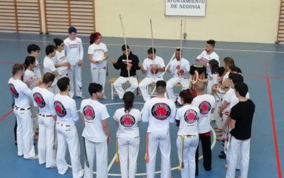 La Gymkana Cultural de Capoeira, un ejemplo de buen trabajo