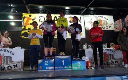 Buenos resultados del C.D. Triatlón IMD Segovia en el Regional de Duatlón Cross