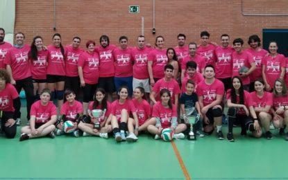 El Torneo de Primavera de Voleibol llega a su fin