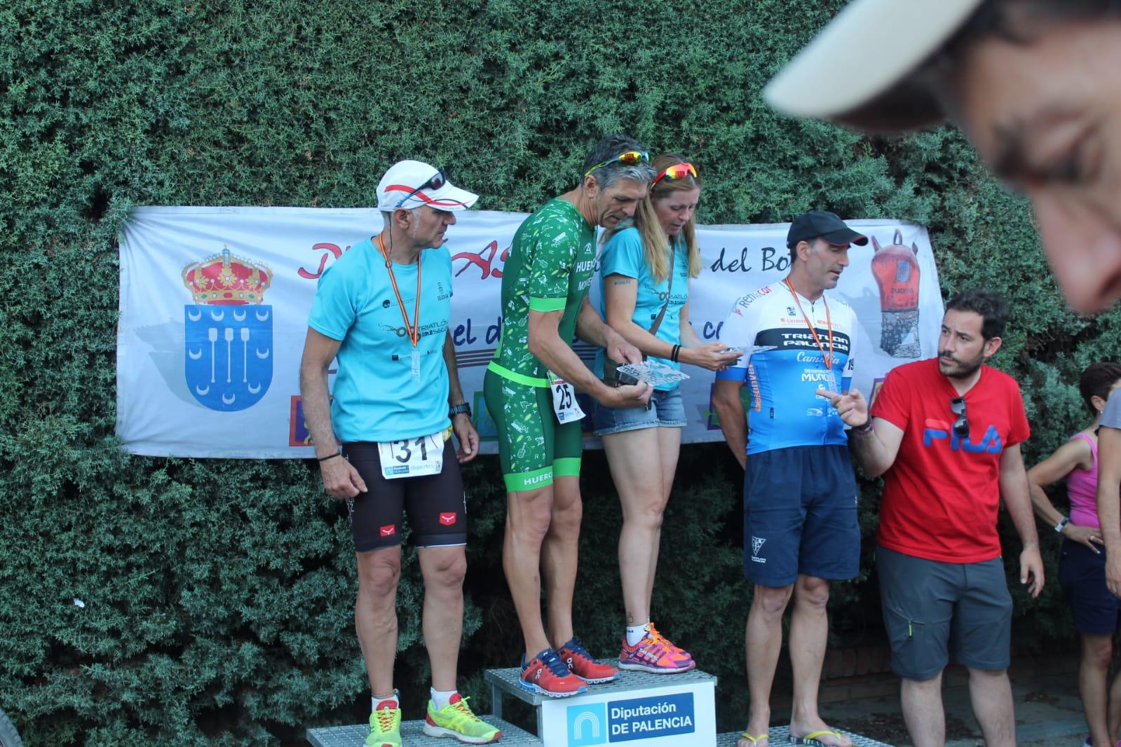 Buenos resultados del Triatlón IMD Segovia en las últimas pruebas disputadas