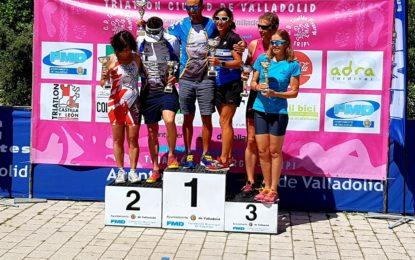 Tres nuevos podios para el Club Triatlón IMD Segovia