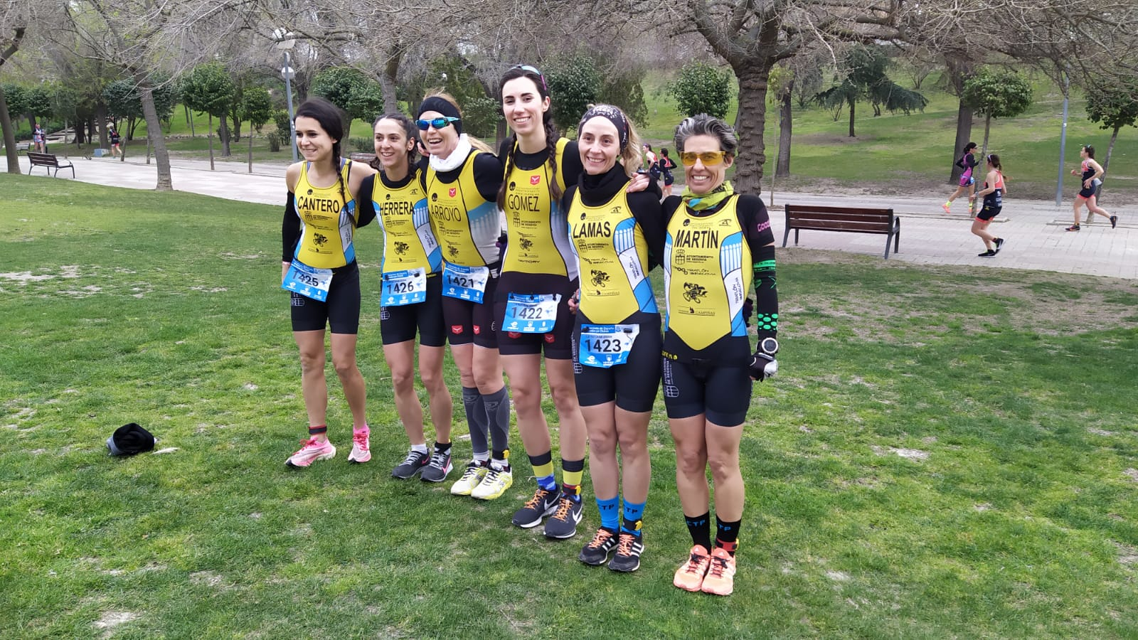 Buen Fin de Semana para el Triatlón IMD Segovia