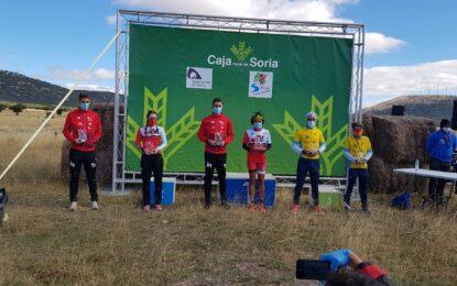 Medallas para el Triatlón IMD Segovia en el Regional de Duatlón Cross