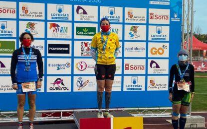 Medallas para el Triatlón IMD Segovia en los nacionales en Soria