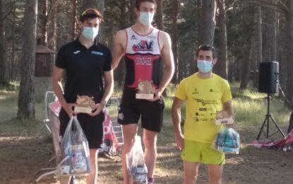 El Club Triatlón IMD Segovia consigue 3 medallas en el Triatlón de Aguilar de Campoo