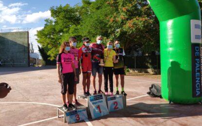 Tres platas para el Club Triatlon IMD Segovia en el Regional de Triatlon Cross