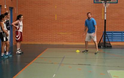 """En marcha el III Campus de Tecnificación de Baloncesto de """"Pedro Rivero"""" en Segovia"""